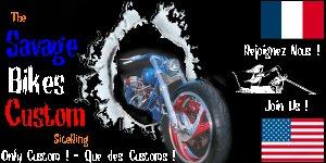 The Savage Bikes Custom SiteRing
